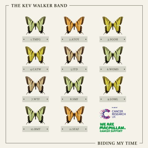 Biding My Time - The Kevin Walker Band