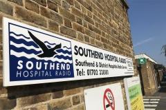 Southend Hospital Radio Exterior