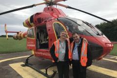 Essex Air Ambulance Interviews 2018