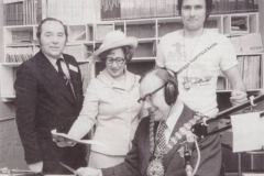 southendhospitalradio-launch1977