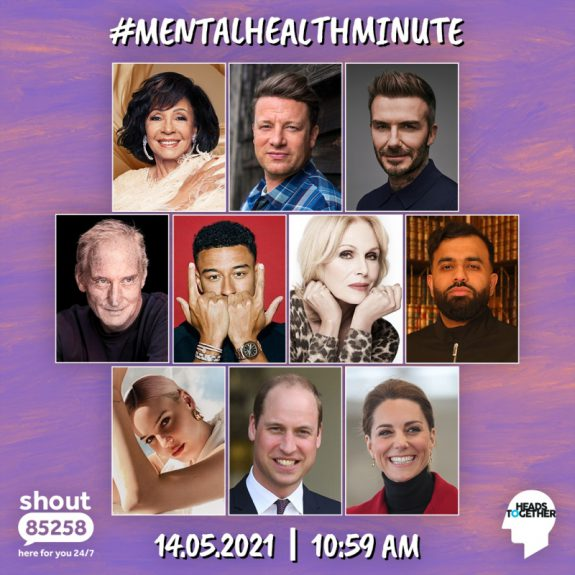 Mental Health Minute 2021