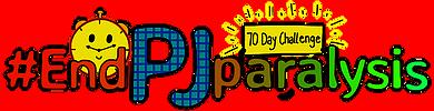 EndPJParalysis Campaign Logo