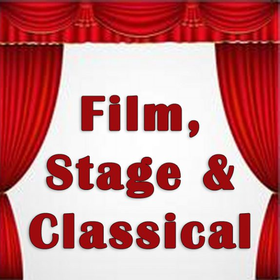 Film, Stage & Classical