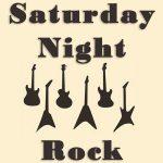Saturday Night Rock Logo