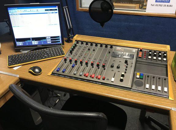Southend Hospital Radio Studio